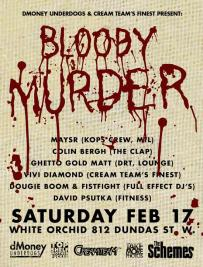 Bloody-Murder-White-Orchid-Toronto-2007