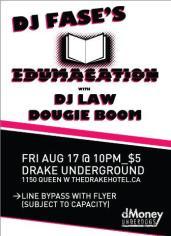 DJ-Fase-Law-Toronto-Drake-Underground