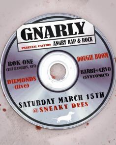 Gnarly-Cd-Diemonds-2008