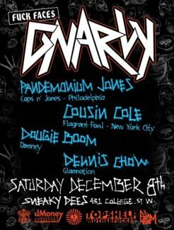 Gnarly-Cousin-Cole-Pandemonium-Jones
