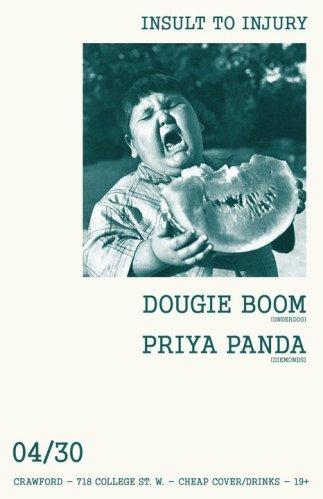 Insult To Injury Priya Panda 2011