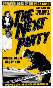 Next-Party-The-Boat-Kensington-2007