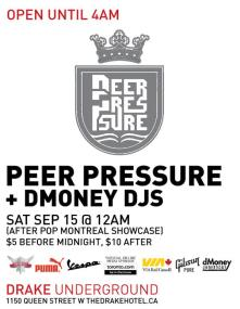 Peer-Pressure-Drake-Underground-2007