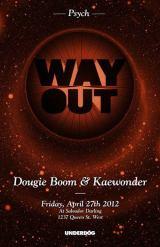 Way Out @ Salvador Darling