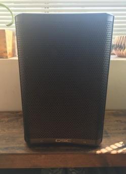 QSC CP8 Speaker Front