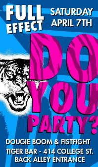 Tiger-Do-You-Party