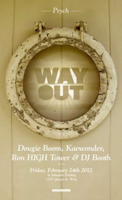 Way Out ~Psych~